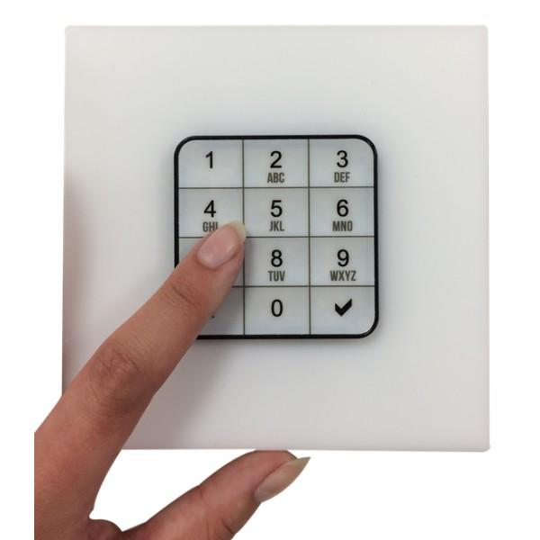 serrure code pour casier consigne. Black Bedroom Furniture Sets. Home Design Ideas