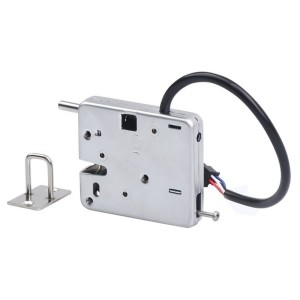 Verrou électrique 12V faibles dimensions