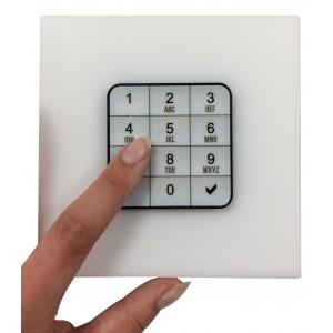 Serrure à code électronique pour tiroir