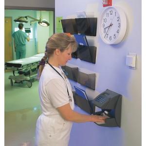 Lecteur biométrique HANDPUNCH 4000 pour la gestion du temps de travail