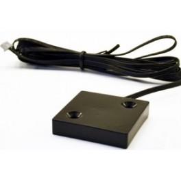 Antenne externe plate pour lire les badges sur une serrure ABIOLOCK