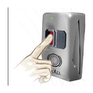 Lecteur biométrique d'empreinte