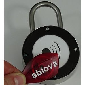 Cadenas RFID ouverture par porte clé électronique