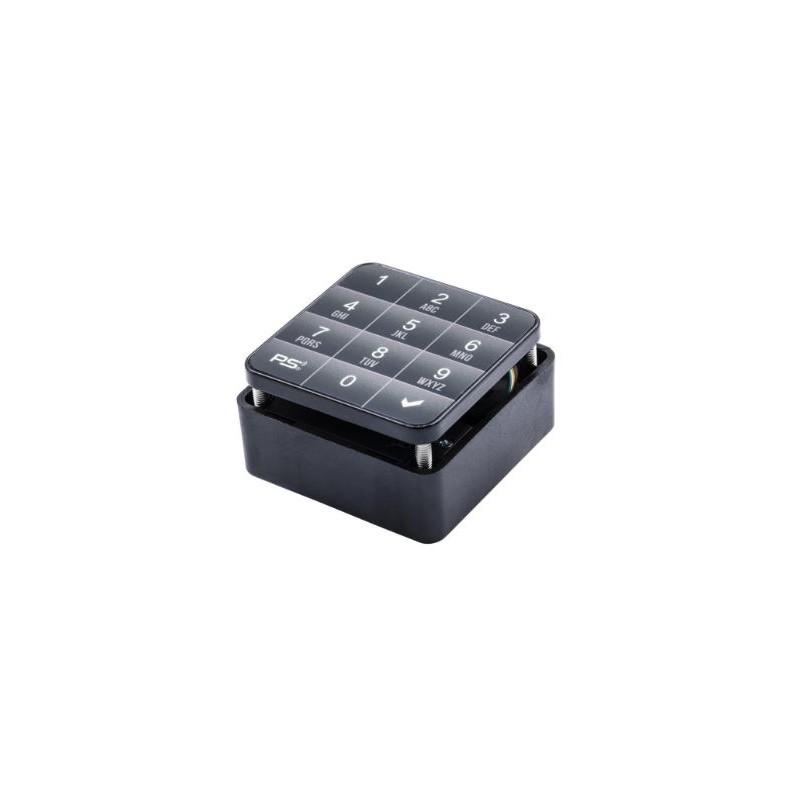 clavier électronique à code clavier pour casier coworking