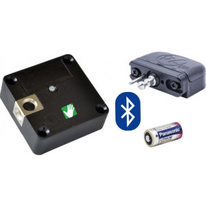 Serrure électronique  Bluetooth pour vitrine , placard ou tiroir