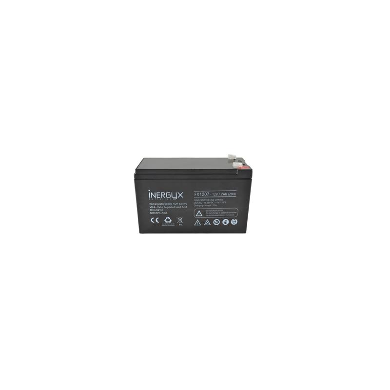 Batterie 12V 7A/h