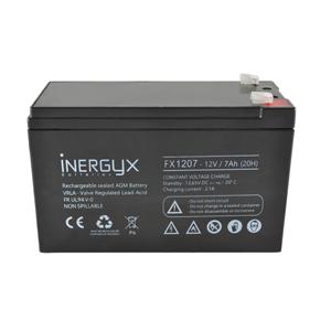 Batterie 12V 1,3A/h