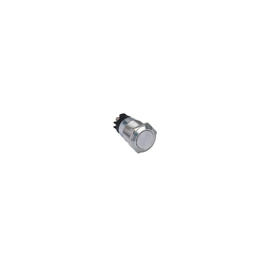 bouton poussoir inox pour demande de sortie pour contrôle d'accès
