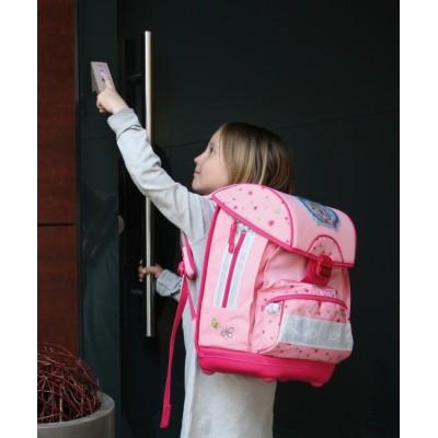 lecteur empreinte porte maison ouverture par un enfant