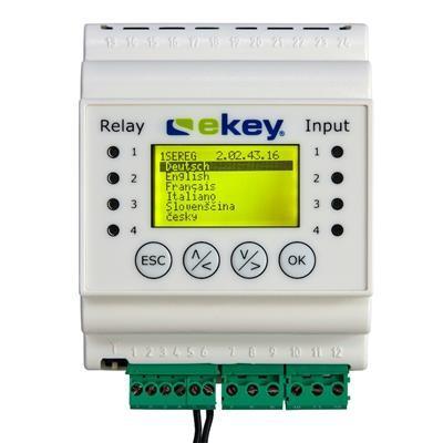 Contrôleur de lecteur biométrique ekey intégra