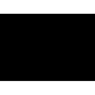 Dimensions alimentation industrielle secouru 220 / 2x 12VDC 5A vue dessus