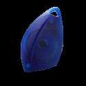 Porte-clés bleu badge Proximité design RFID 125KHz