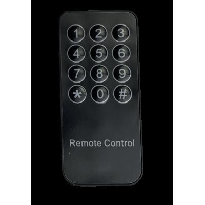 Télécommande de paramétrage du lecteur biométrique