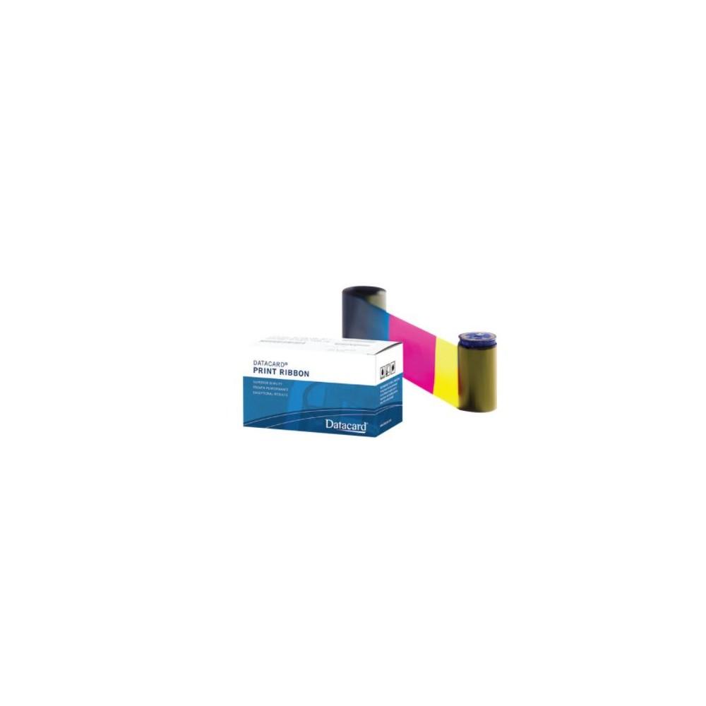 Rubans couleur DATACARD CD800 personnalisation badges