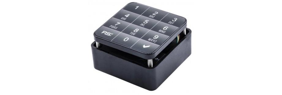 Serrure à codes clavier placard et casier