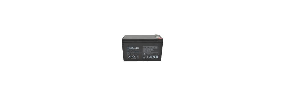 Piles et batteries professionnelles pour les système de sécurité