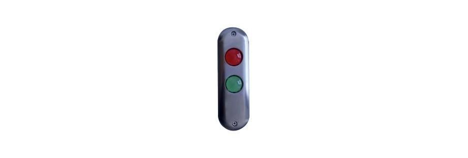 Voyants et buzzer pour le contrôle d'accès